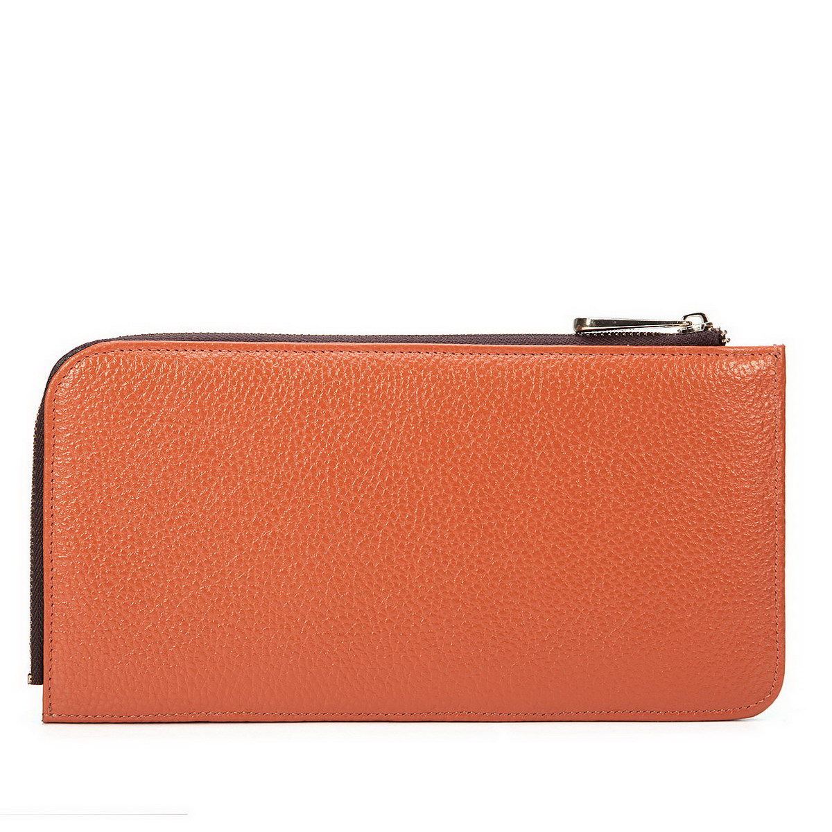 Perfect  Bags  Daniel  Daniel Orange Dappy Womens Envelope Clutch Bag