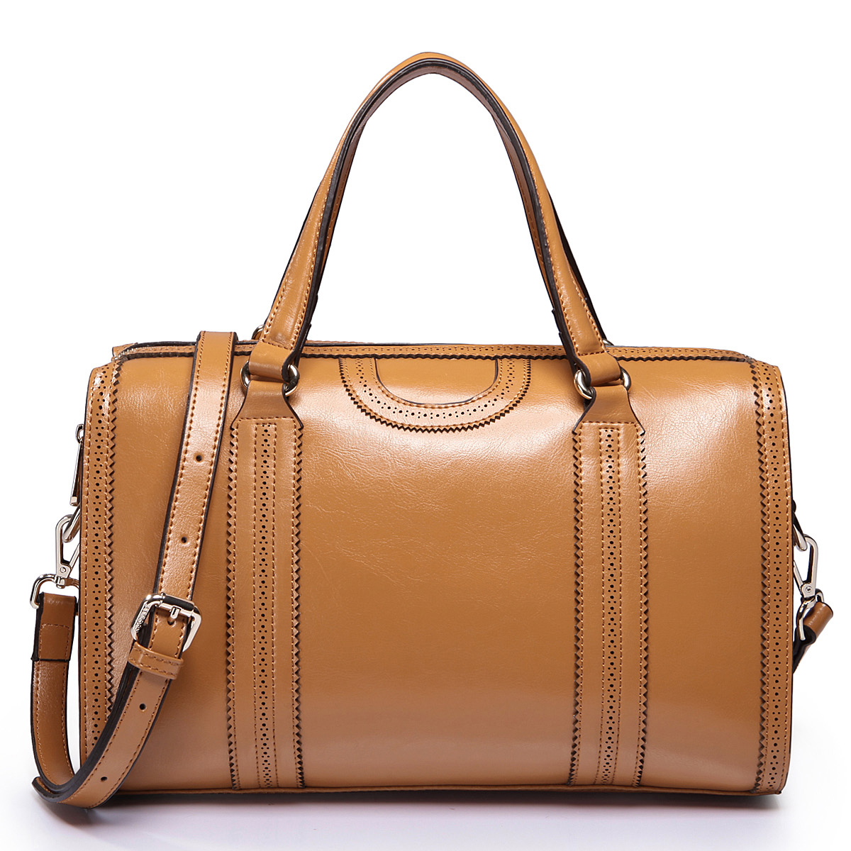 Your Position: Home > Women's Bags > Women's Handbags > Cowhide