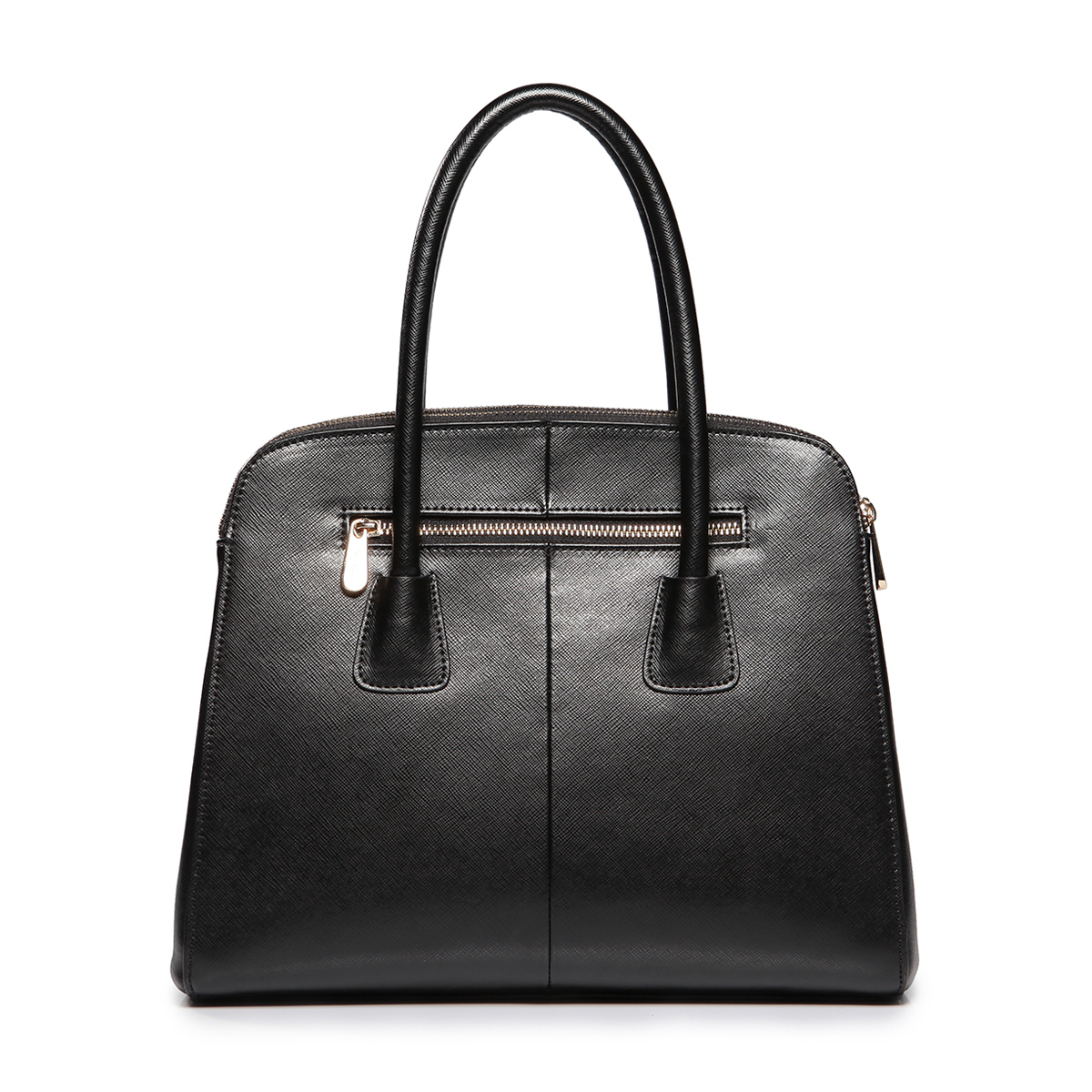 Bags > High quality Cowhide leather wholesale women handbags Black