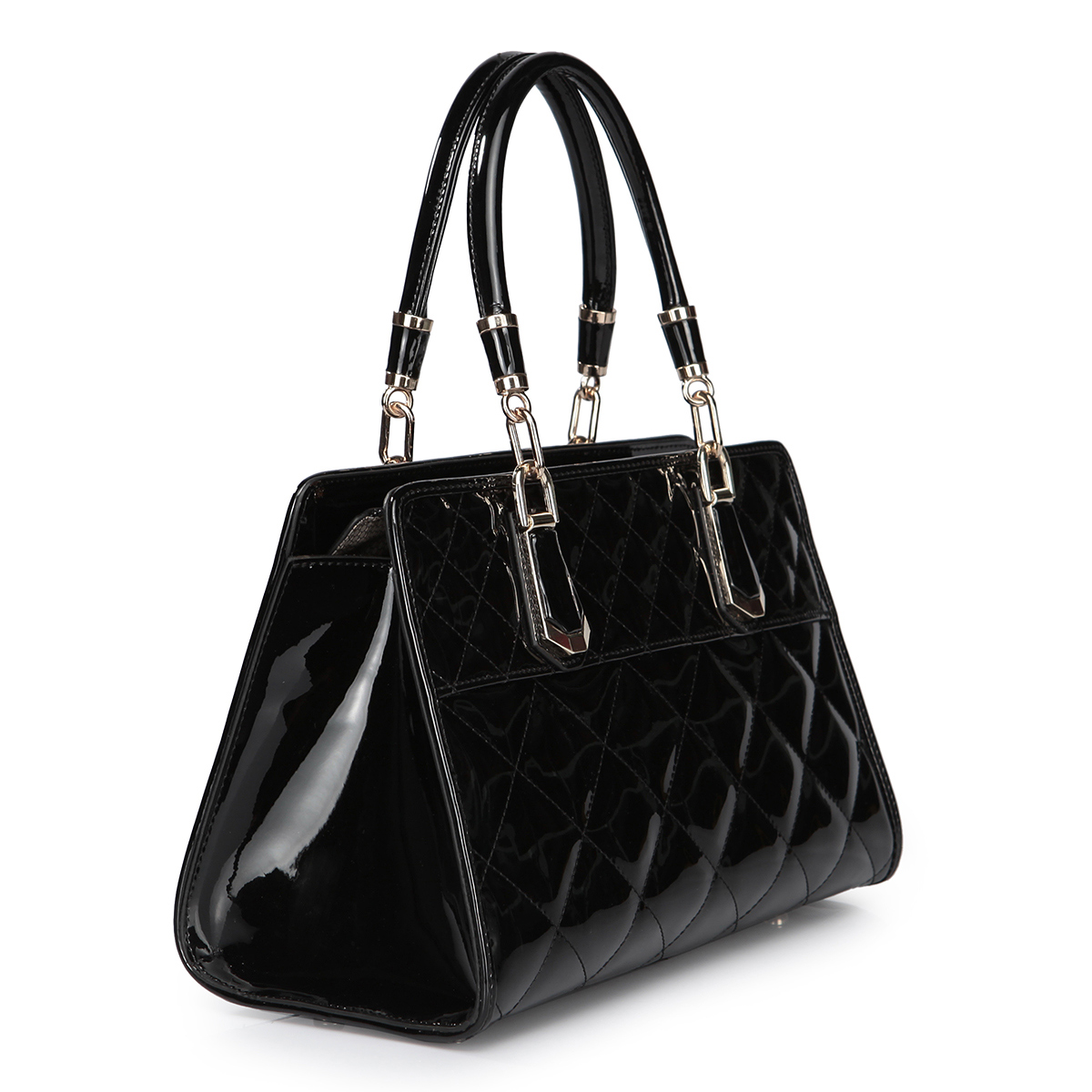 Shop black patent tote at Neiman Marcus, where you will find free shipping on the latest in fashion from top designers.