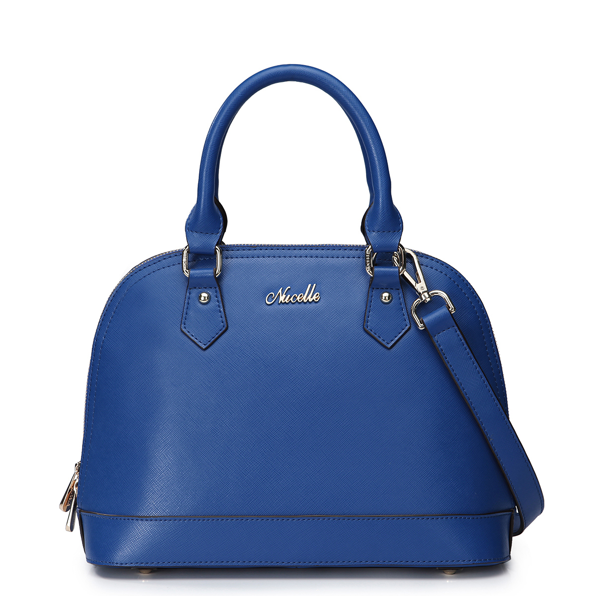 Blue Leather Handbags | Luggage And Suitcases