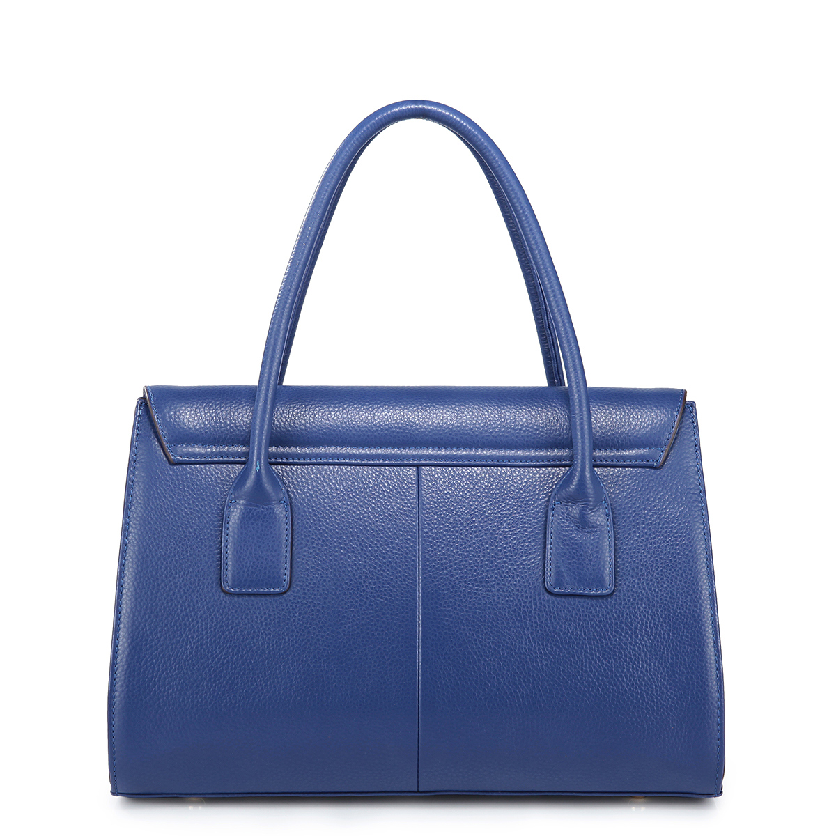 ... Position: Home  Women's Bags  Tote Bags  Real leather tote bag blue