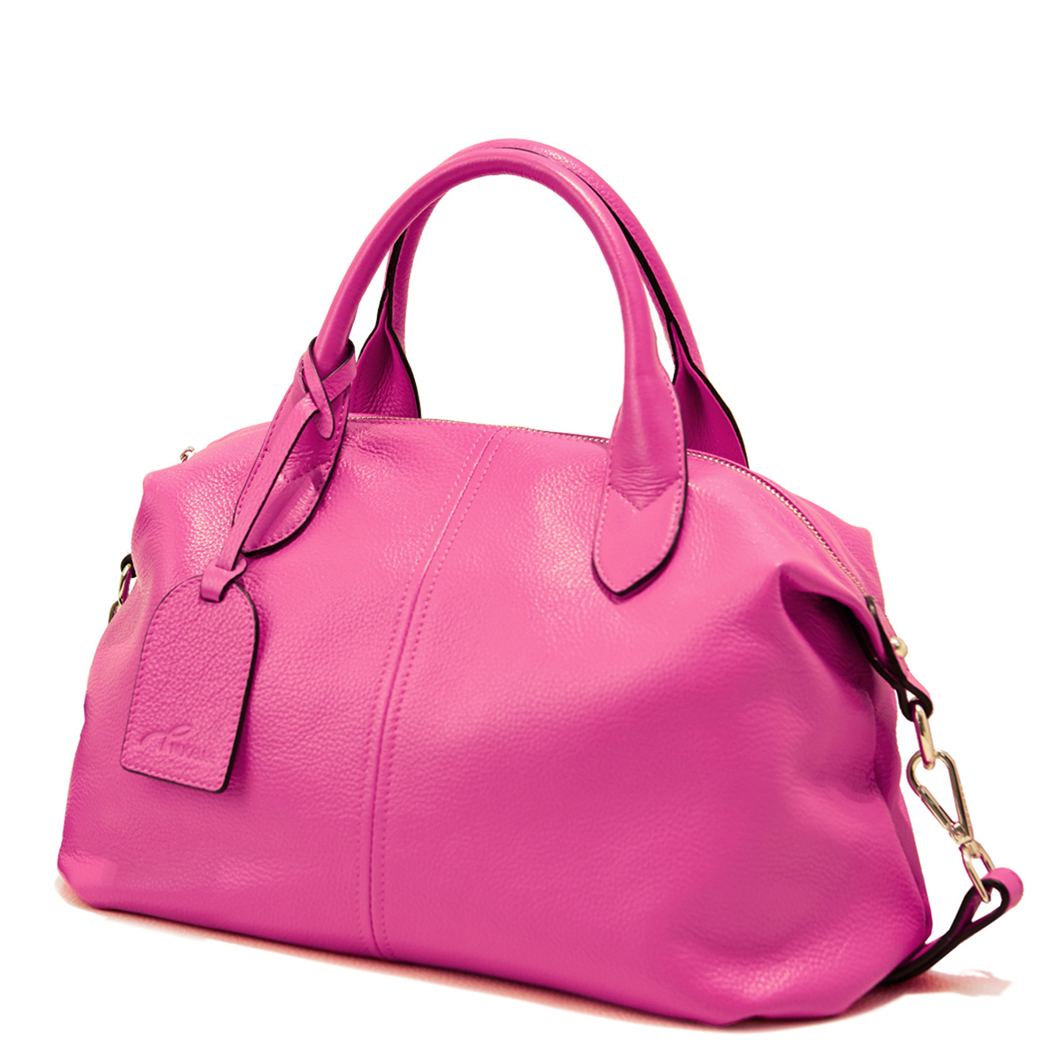 Fashion latest style NUCELLE Top high Genuine leather women bag Rose red - See more at: http://www.bagtreeok.com/goods-7175.html#sthash.ZWORuzuI.dpuf