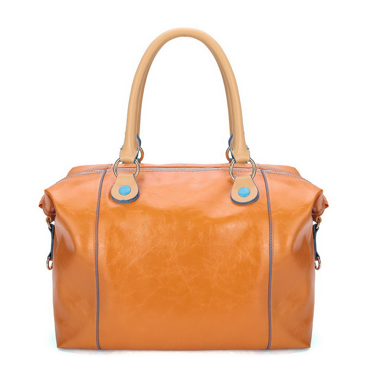 Designer handbags orange for Designer bad