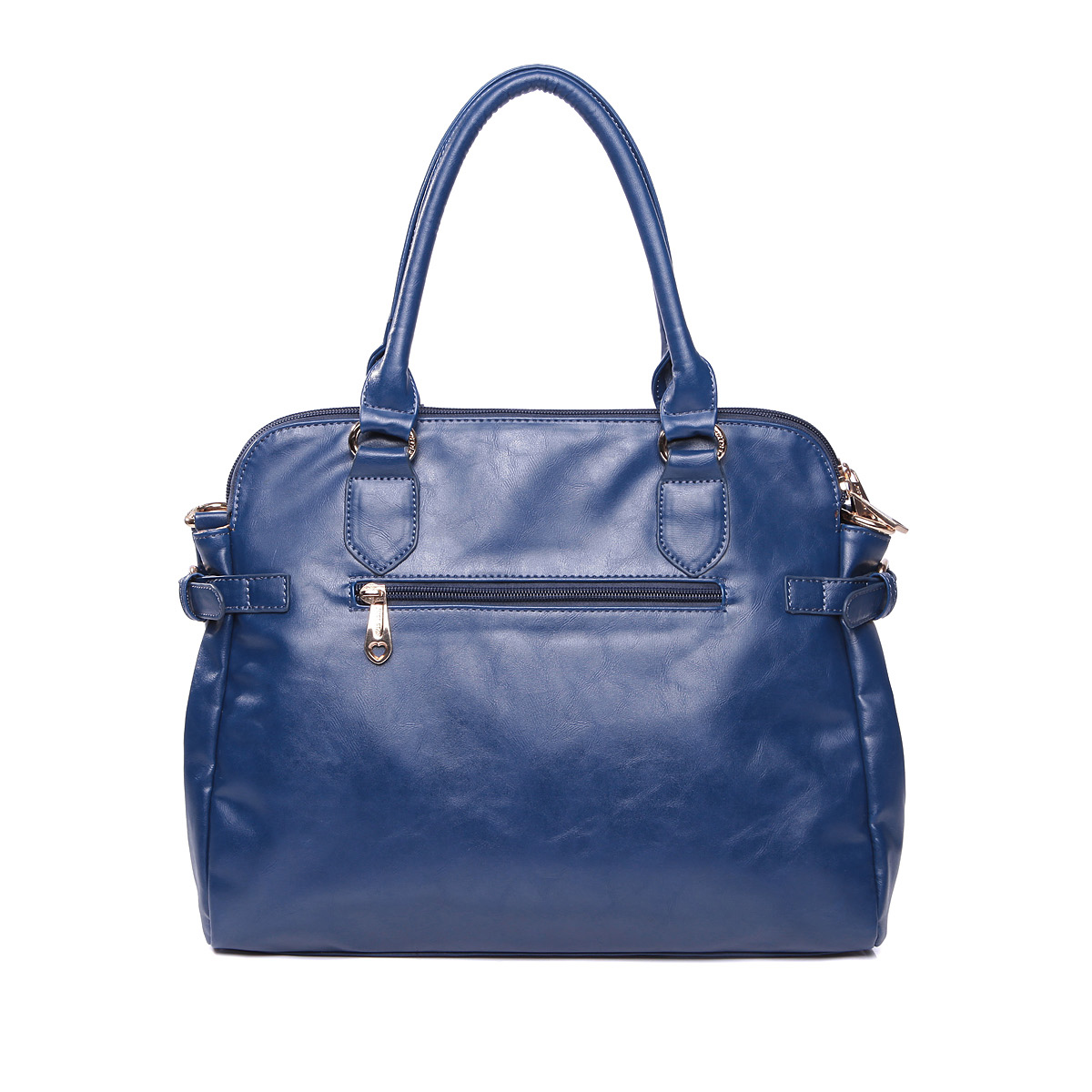 ... Position: Home  Women's Bags  Tote Bags  PU leather tote bag Blue