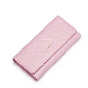Fashion NUCELLE lady leather wallet pink,Casual bags, handbags wholesale, brand bags