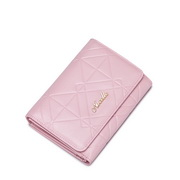 Fashion NUCELLE Lady wallet pink,Casual bags, handbags wholesale, brand bags