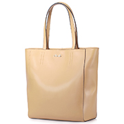 NUCELLE Big Size leather shoulder bag Apricot,Casual bags, handbags wholesale, brand bags