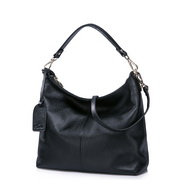 NUCELLE genuine leather bag black,Casual bags, handbags wholesale, brand bags