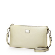 Mini bag series jelly color light leather chain bag Champagne White,Casual bags, handbags wholesale, brand bags