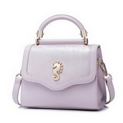 NUCELLE 2017 Romantic Holiday Style Messenger Bag Handbag Purple,Casual bags, handbags wholesale, brand bags