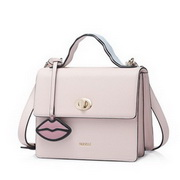 NUCELLE 2017 Hot Selling Classic Messenger Bag Pink,Casual bags, handbags wholesale, brand bags