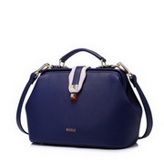 NUCELLE 2017 New Season Vintage Style Doctor Bag Blue,Casual bags, handbags wholesale, brand bags