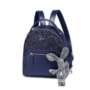 NUCELLE 2019 New Fashion Lady Backpack Blue,Casual bags, handbags wholesale, brand bags