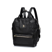 NUCELLE 2019 New Fashion Casual Backpack Black,Casual bags, handbags wholesale, brand bags