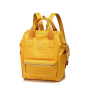 NUCELLE 2019 New Fashion Casual Backpack Yellow,Casual bags, handbags wholesale, brand bags