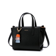 NUCELLE 2020 High Quality Simple Classical Women Hand Bag Shoulder Bag Black,Casual bags, handbags wholesale, brand bags