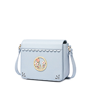 JUST STAR PU 2018 New Lovely Lace Girls Shoulder Bag Blue,Casual bags, handbags wholesale, brand bags