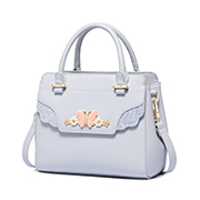 JUST STAR PU 2018 New Sweet Butterfly Handbag Blue,Casual bags, handbags wholesale, brand bags