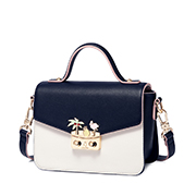 JUST STAR PU 2018 New Holiday Mood Shoulder Bag Blue,Casual bags, handbags wholesale, brand bags