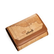 traveler series lady wallet coffee