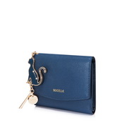 NUCELLE 2019 New Fashion Lady Wallet Blue