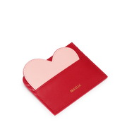 NUCELLE 2019 New Sweet Card Pocket Red