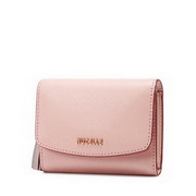 NUCELLE 2020 New Women Short Wallet Pink