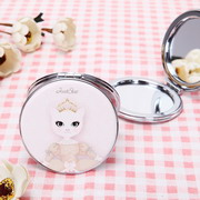 JUST STAR 2017 New Original Lovely Rabbit Princess Gift Mirror Send By Random