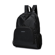 JUST STAR 2020 New Lightweight Girls Backpack Black