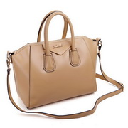 leather Lady Tote bag Apricot
