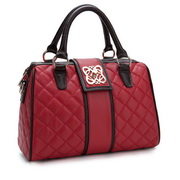 designer handbag Red