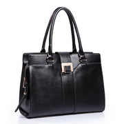 Top selling/Popular Leather handbag Black