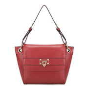 Female fashion tote bag Red