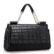 Top-brand handbag Black