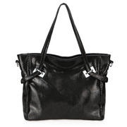 Newest lady handbags black
