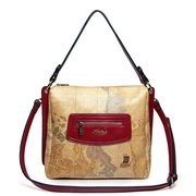 Traveller Series bags red