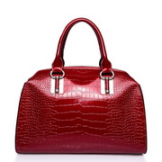 Gorgeous lady handbag Red