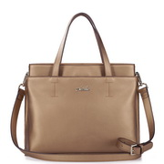 quality leather handbag Brown