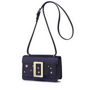 NUCELLE 2017 New Christmas Series Shoulder Bag Blue