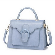 NUCELLE 2017 New Modern Beautiful Lady Handbag Blue