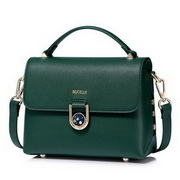 NUCELLE 2017 New Elegant Graceful Handbag Shoulder Bag Green