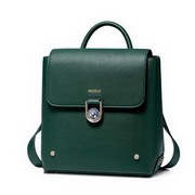 NUCELLE 2017 New Elegant Graceful Backpack Green