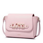 NUCELLE 2017 New Sweet Shoulder Bag Cross Body Bag Pink