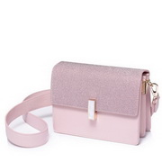 NUCELLE 2018 New Popular Lady Cross Body Bag Pink