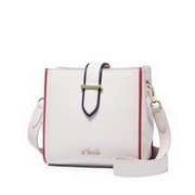 NUCELLE 2018 New Fashion Casual Style Shoulder Bag White