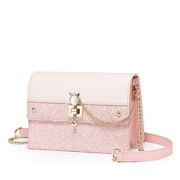 NUCELLE 2018 New British Style Shoulder Bag Pink