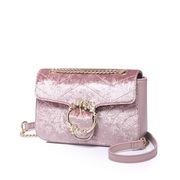 NUCELLE 2018 New Fashion Lady Shoulder Bag Pink