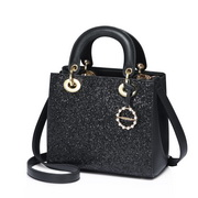 NUCELLE 2018 New Popular Fair Lady Handbag Black