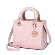 NUCELLE 2018 New Popular Fair Lady Handbag Pink